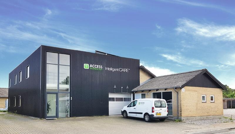 Access Technology A/S firmadomicil i Lystrup