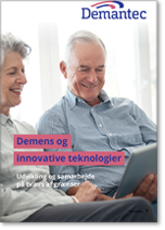 Demantec publikation - Demens og innovative teknologier