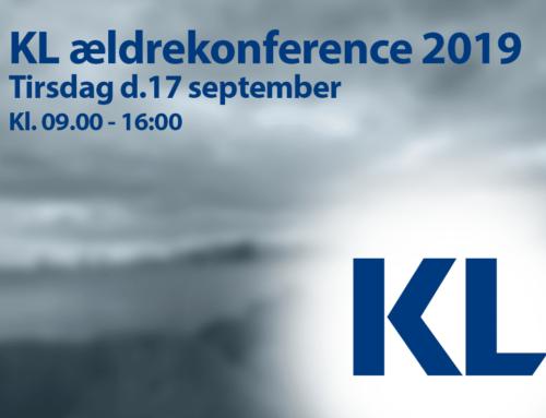 Mød os på KL's ældrekonference 2019
