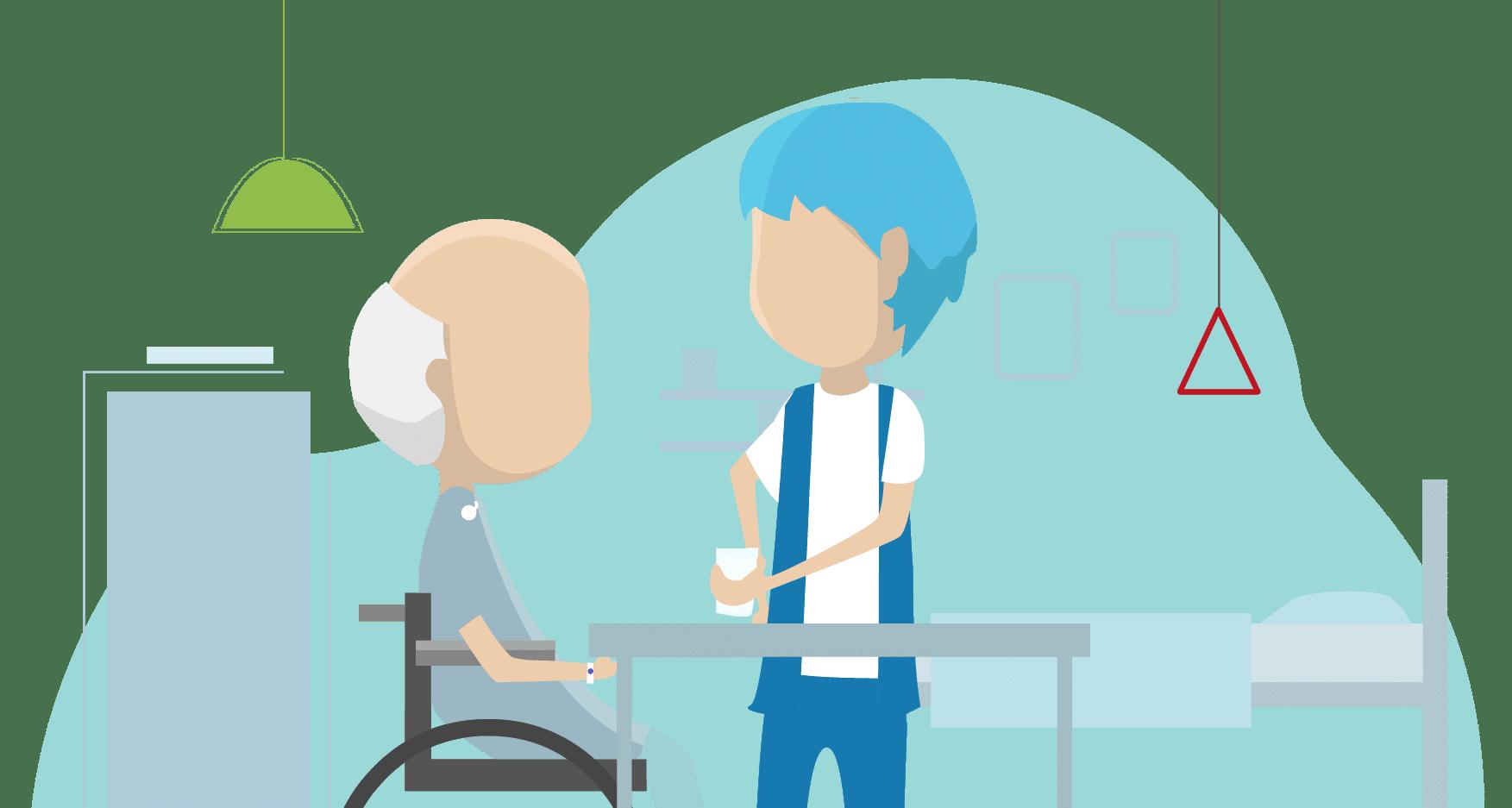 Løsninger plejehjem