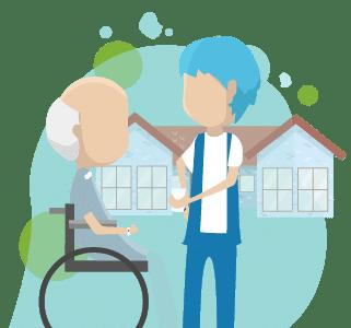 Trådløse kaldesystemer plejehjem