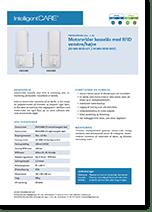 Motorvrider kasselås, RFID