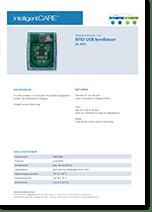 RFID USB bordlæser