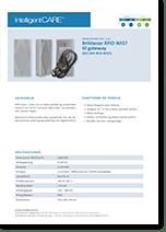 Briklæser RFID WI37 til gateway