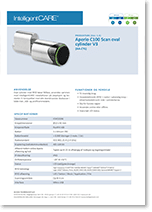 Aperio C100 Scan oval cylinder