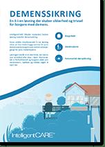 Brochure demenssikring