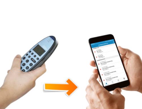 Opgrader dit kaldesystem fra DECT telefon til smartphone – billigt og enkelt!