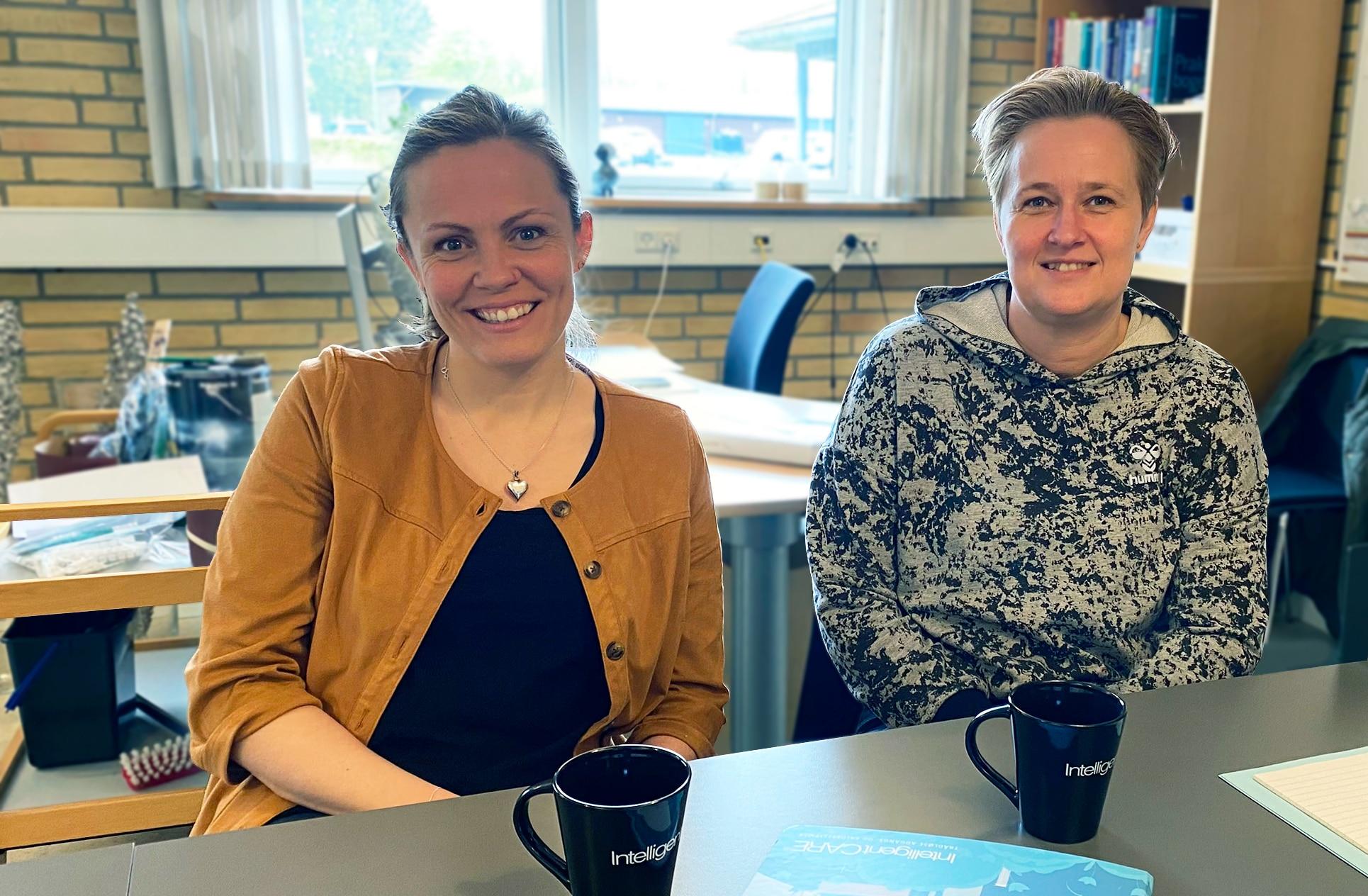 IntelligentCARE installere kaldesystem og demenssikring på Sandbjerg plejecenter