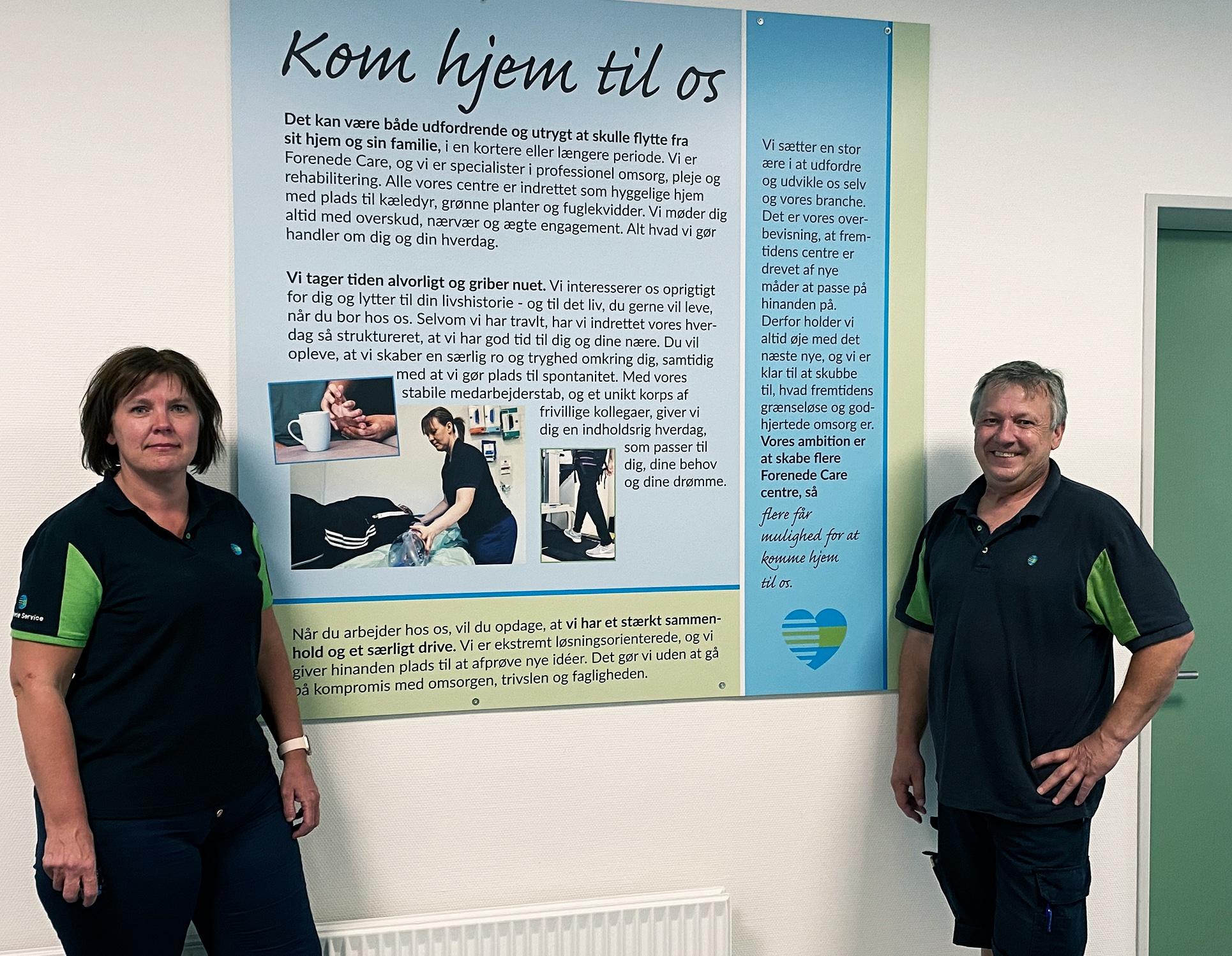 Ringstedhave case, Anja Nielsen Centerchef Ringstedshave