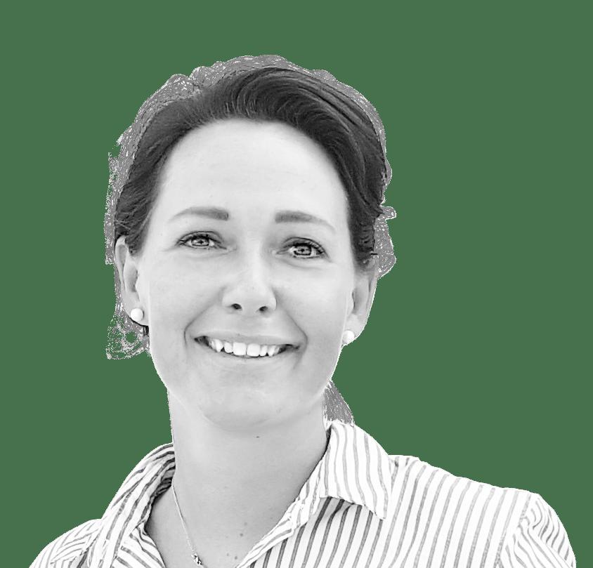 IntelligentCARE medarbejder Christie Moestrup, implementeringskonsulent