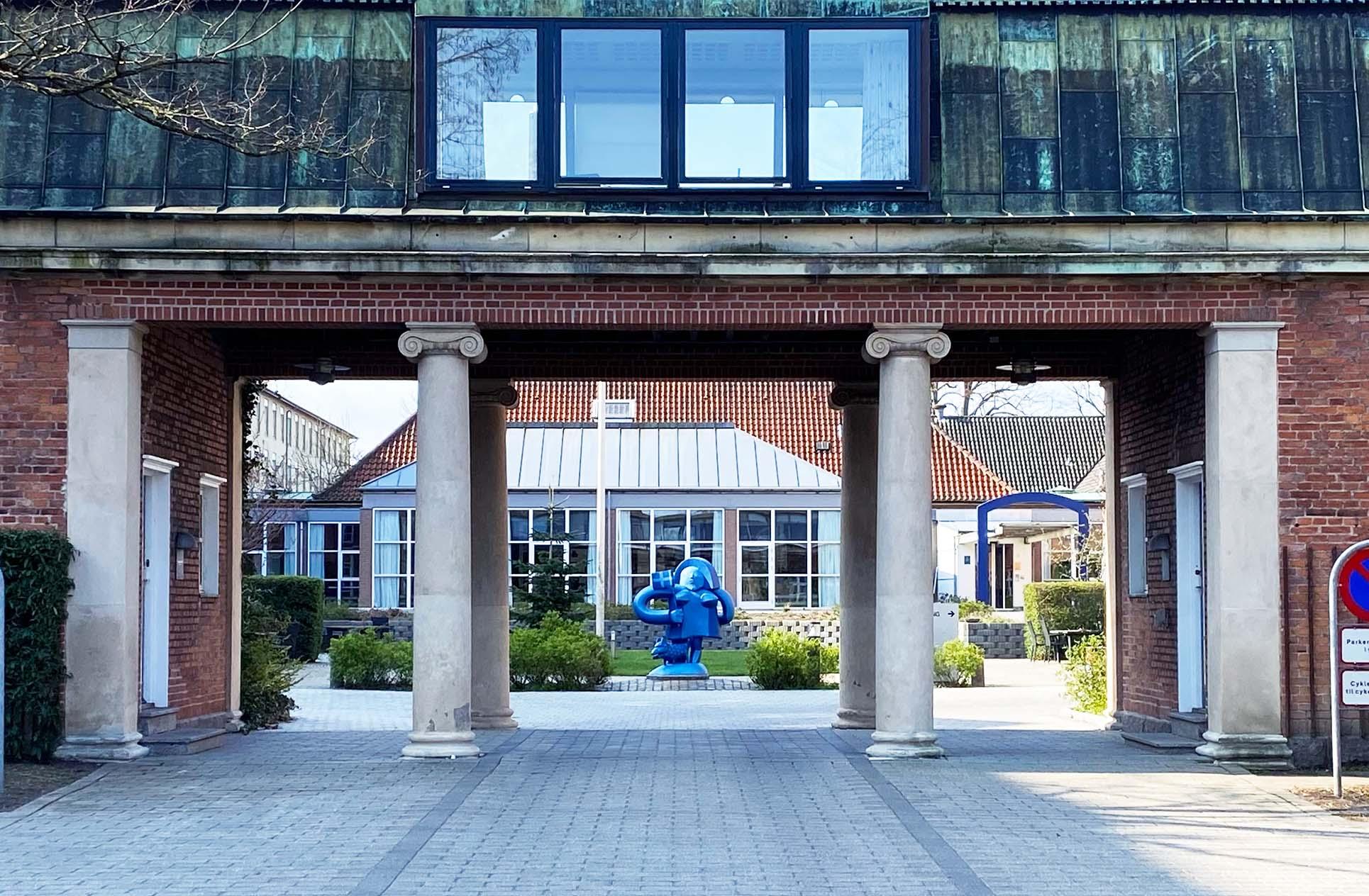 IntelligentCARE på Østervang plejecenter på Frederiksbjerg københavn