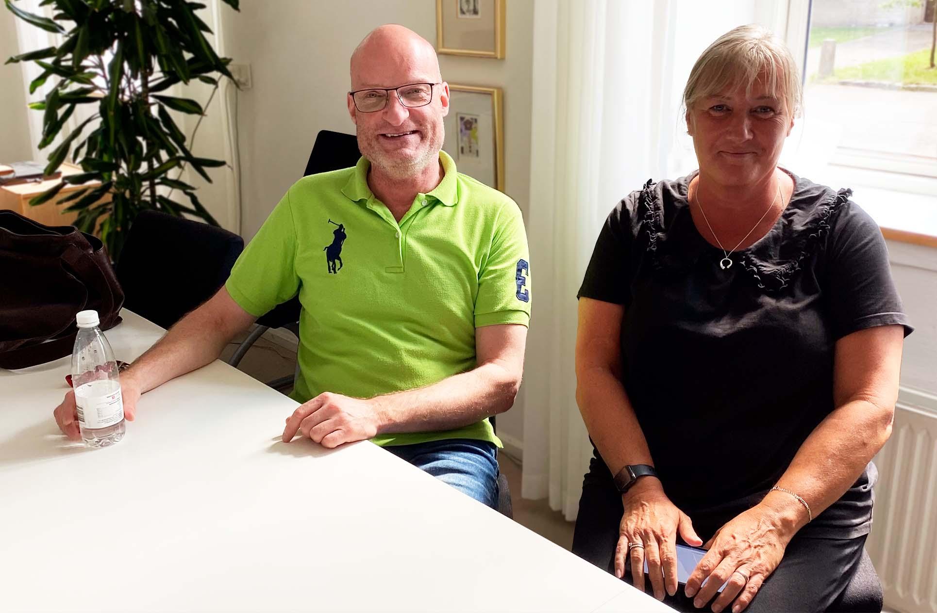 IntelligentCARE implementere kaldesystem på Østervang plejecenter i samarbejde med Tom Grøndahl Andersen