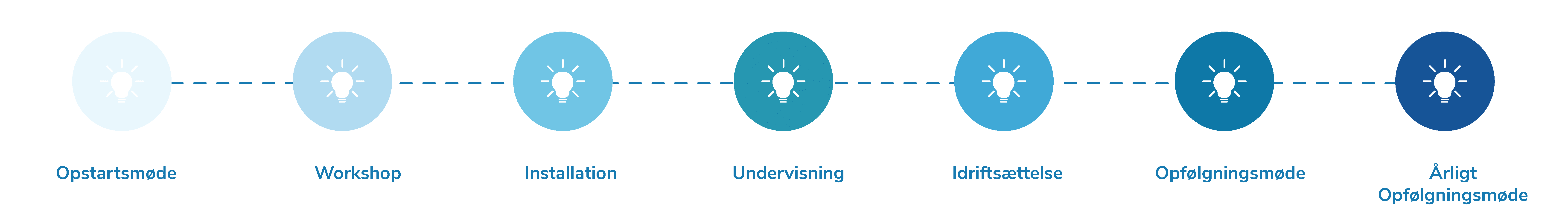 IntelligentCARE implementerings process