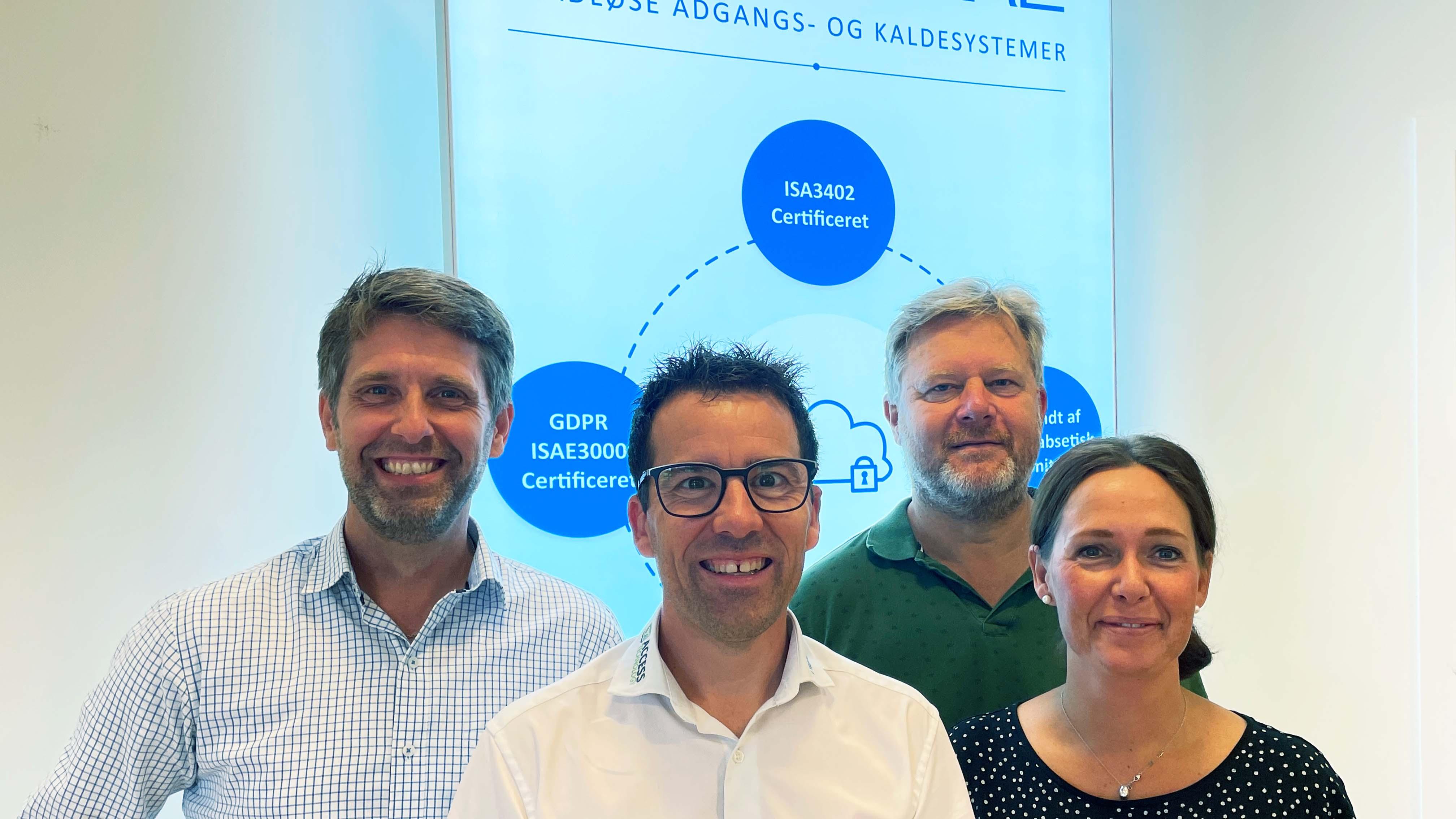 Mød intelligentCARE teamet på digitaliseringsmessen21 i odense